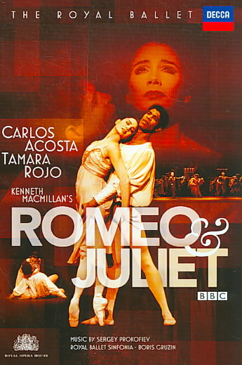 ROMEO & JULIET BY ACOSTA,CARLOS (DVD)
