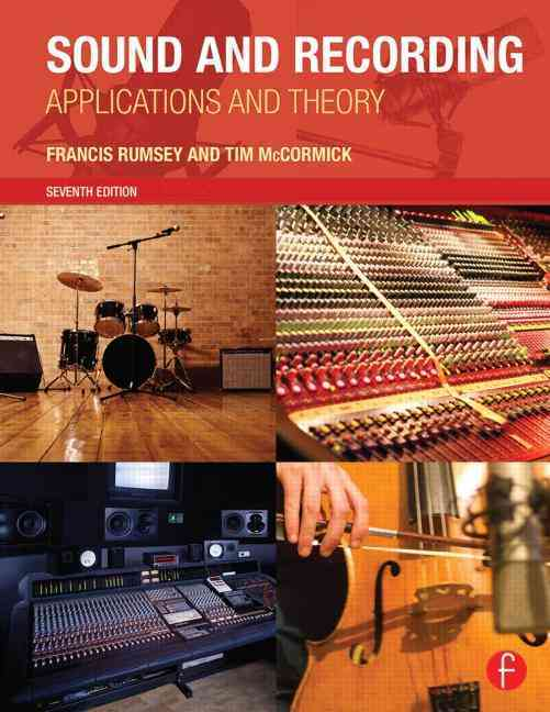 Sound and Recording By Rumsey, Francis/ McCormick, Tim