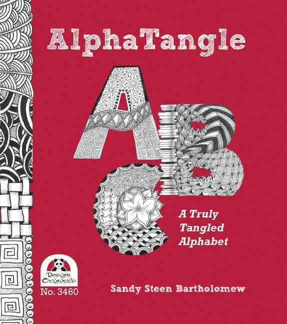 Alpha Tangle By Bartholomew, Sandy Steen